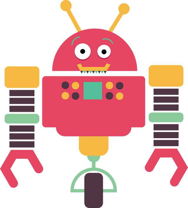 Blackhawk   robot 2027195 1280   Austin Digital Marketing Agency
