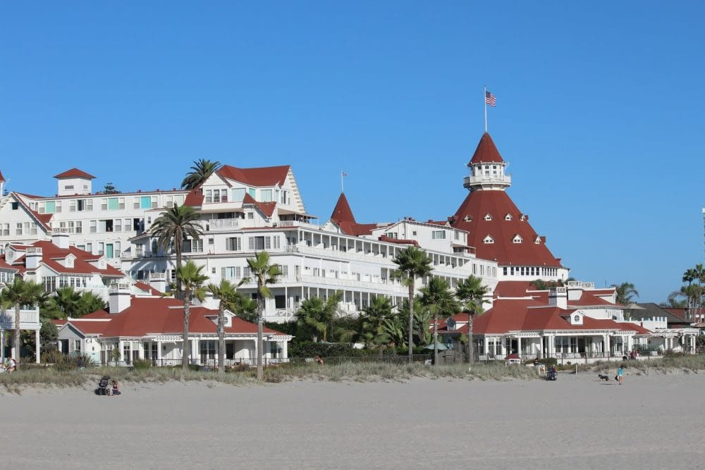 Hotel Coronado in San Diego