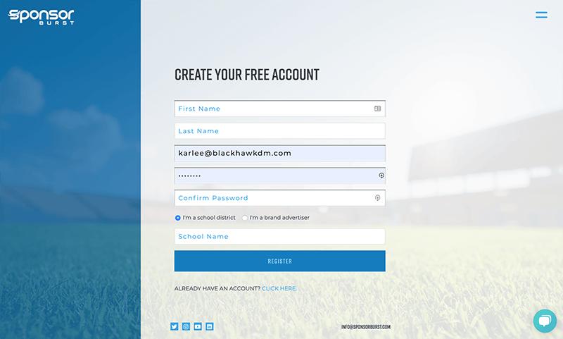 Blackhawk | SB Account Page | Austin Digital Marketing Agency