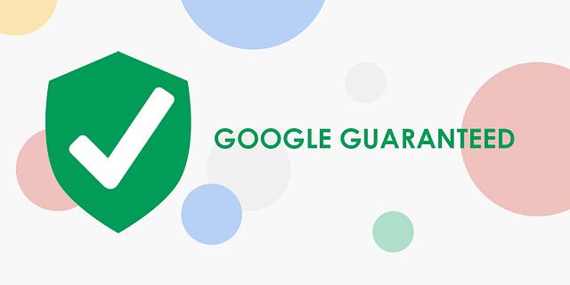 Google Guaranteed Badge Logo