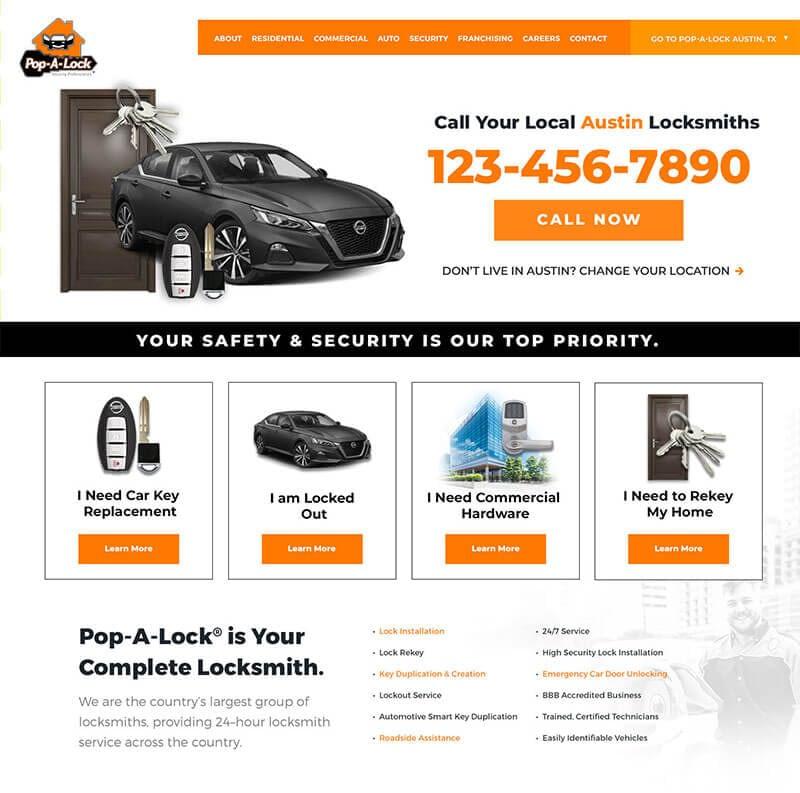 Blackhawk   PAL Desktop Home   Austin Digital Marketing Agency